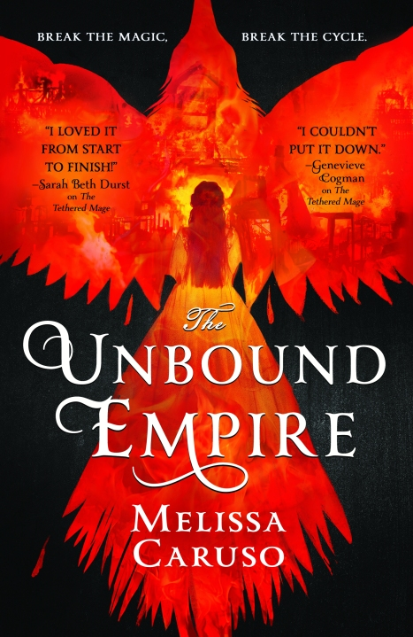 The Unbound Empire - final cover