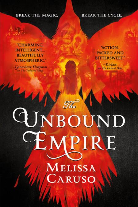 Unbound Empire Cover Graphic